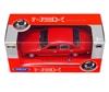 WELLY 1:34 Peugeot 504 1975 czerwony