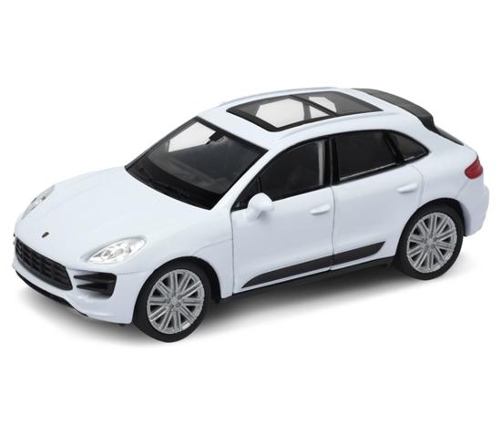 WELLY 1:34 Porsche Macan Turbo - biały