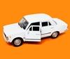 WELLY 1:39 FIAT 125P - biały