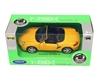 Welly 1:34 Porsche Boxster S cabriolet -żółty