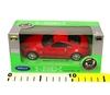Welly 1:34 Nissan Fairlady Z -czerwony