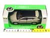 Welly 1:34 HYUNDAI Santafe  -srebrny
