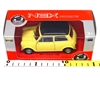 WELLY 1:34 Mini Cooper 1300 żółty