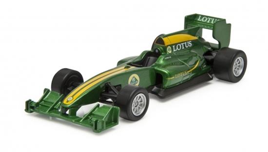 Welly 1:34 Lotus T125 - zielony formuła