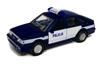 WELLY 1:39 POLONEZ CARO POLICJA-z białymi drzwiami i pas