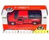 Welly 1:34 Chevrolet Silverado '99 -czerwony