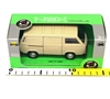 Welly 1:34 VW Volkswagen T3 van - kremowy