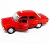 WELLY 1:39 FIAT 125P TAXI - czerwony