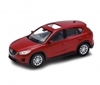 Welly 1:34 Mazda CX-5 - czerwona