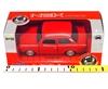 WELLY 1:39 Trabant 601 -czerwony