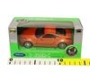 Welly 1:34 Nissan Fairlady -pomarańczowy
