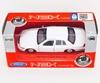 WELLY 1:34 Ford Crown Victoria '99 -biały