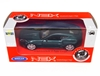WELLY 1:34 Jaguar F-Type Coupe - ciemno zielony
