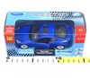 Welly 1:34 Hyundai Genesis Coupe - niebieski