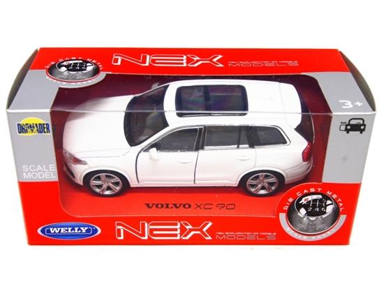 WELLY 1:34 Volvo XC 90 - biały