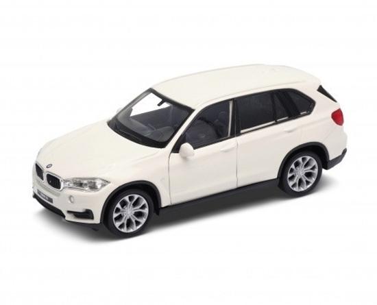 Welly 1:34 BMW X5 - kremowy