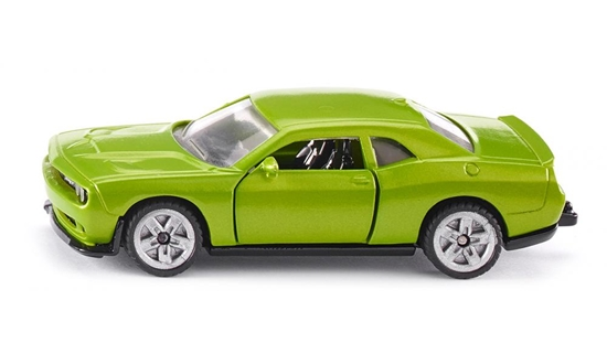 Siku 1408 Dodge Challenger SRT Hellcat (S1408)