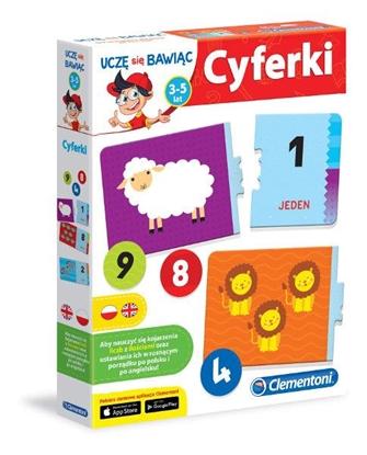 Clementoni Cyferki (60918)