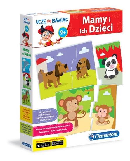 Clementoni Mamy i ich dzieci (GXP-518218)