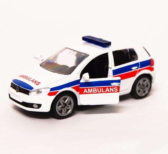 Siku 1411 Samochód pogotowia -wersja polska (GXP-652283)