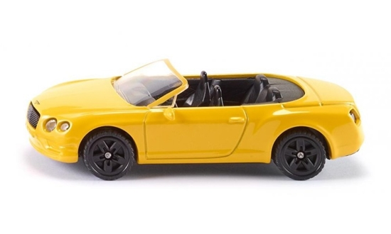 Siku 1507 Bentley Continental GT V8 Convertible (GXP-652199)