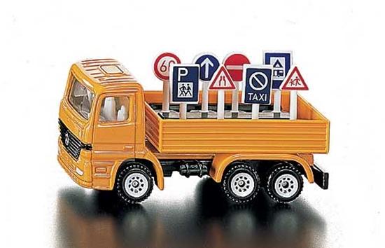 SIKU Ciężarówka służby drogowej (1322)