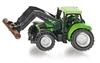 SIKU Traktor ze szczypcami do drewna (1380)