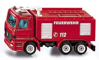 ! SIKU 1034 Straż Pożarna z pompą (GXP-504622)
