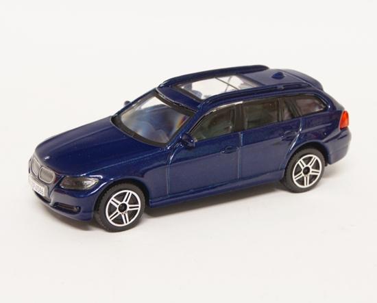 Bburago 30220 BMW 3 series Touring 1:43 - granatowy