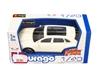 Bburago 30384 Bentley Bentayga 1:43 - biały