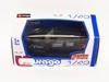 Bburago 30136 Nissan Juke-R 1:43 - czarny matowy