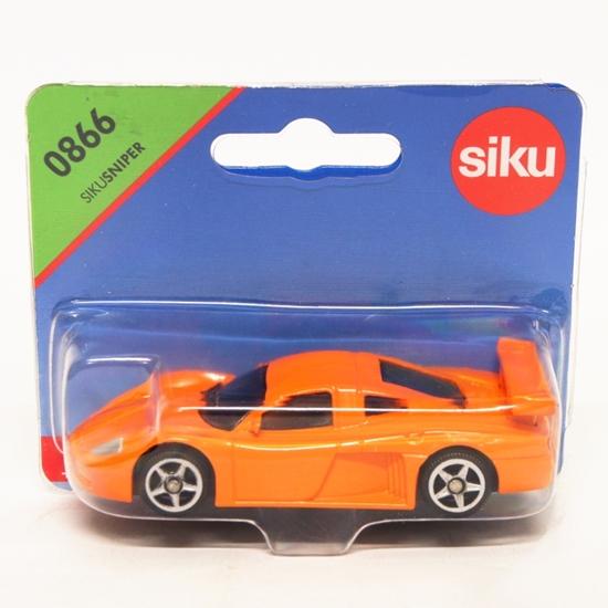 SIKU Samochód sportowy - SNIPER (0866)