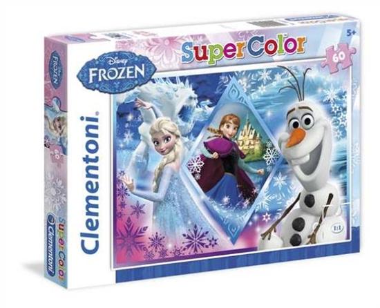Clementoni puzzle 60 Frozen (26917 CLEMENTONI)