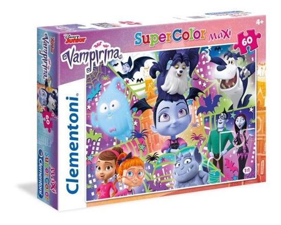Clementoni Puzzle 60el Maxi Vampirina 26434 (26434 CLEMENTONI)