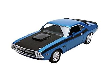 1970 Dodge Challenger niebieski (GXP-631944)