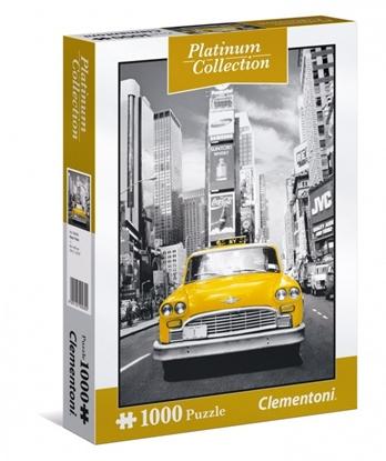 1000 elementów, Nowojorska taksówka Platinum (GXP-591675)