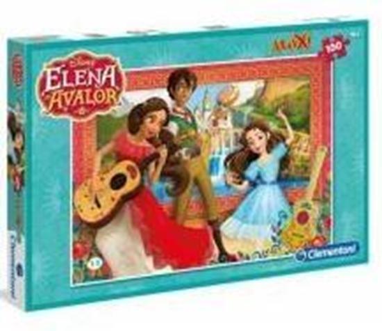 PROMO Clementoni Puzzle 100el Maxi Elena di Avalor 07528 (07528 CLEMENTONI)