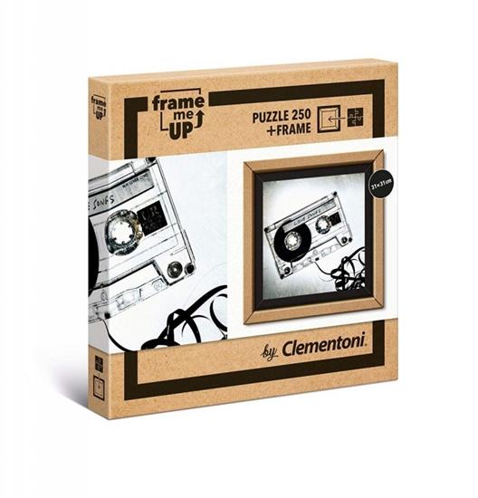 Puzzle 250 elementów Frame Me Up - Piosenki miłosne (38503 CLEMENTONI)