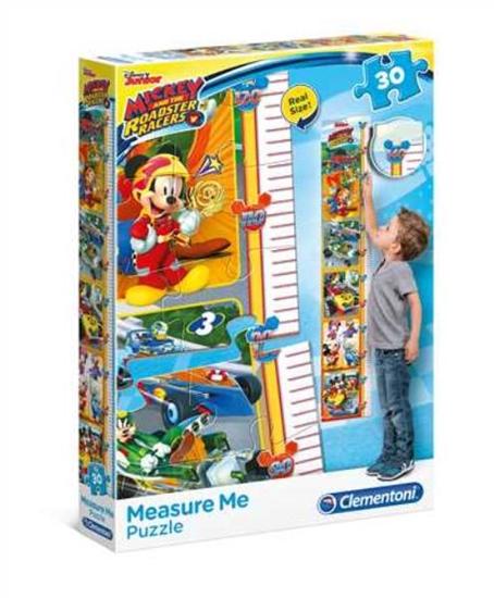 Clementoni Puzzle 30el Miarka Mickey 20321 p6, cena za 1szt. (20321 CLEMENTONI)
