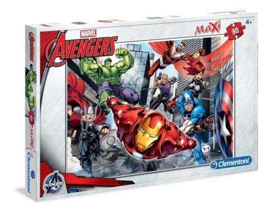 Clemantoni 30 Maxi Avengers (07420 CLEMENTONI)