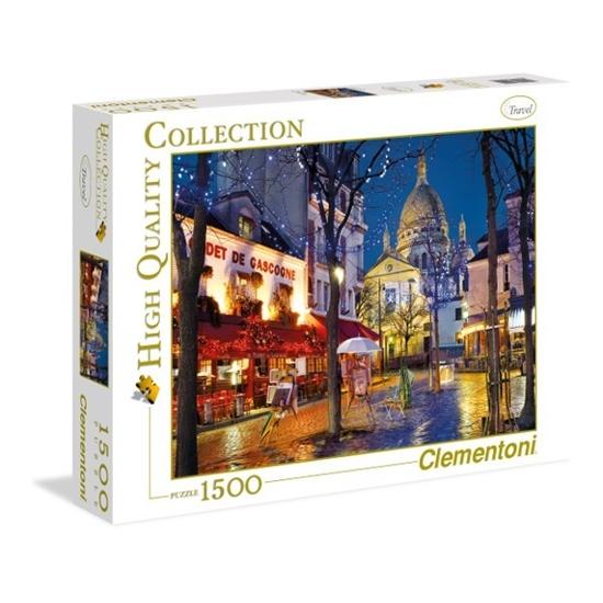 1500 EL. Paryż Montmartre (31999)