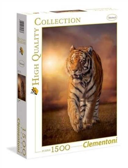 1500 elementów High Quality Tiger (31806 CLEMENTONI)