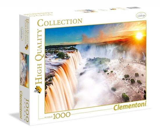 1000 Elementów Wodospad (39385 CLEMENTONI)