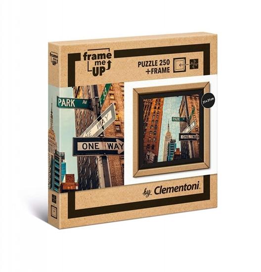 Puzzle 250 elementów Frame Me Up - Droga jednokierunkowa (GXP-683682)