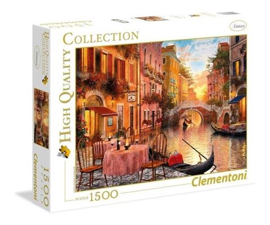 Clementoni Puzzle 1500el Venezia 31668 p6, cena za 1szt. (31668 CLEMENTONI)