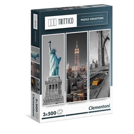 3x500 EL. Trittico New (39305 CLEMENTONI)
