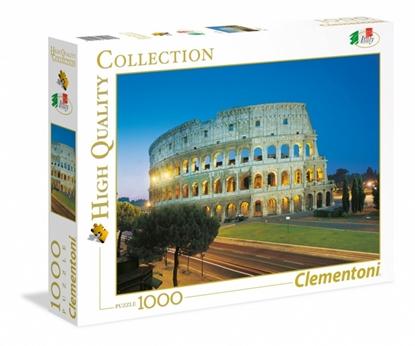 1000 elementów High Quality Rzym - Koloseum (39457 CLEMENTONI)