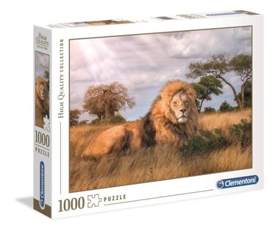 Clementoni Puzzle 1000el HQ Król 39479 p6 (39479 CLEMENONI)