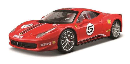 Ferrari 458 Challenge 1:24 BBURAGO