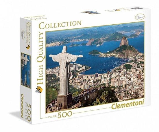 500 ELEMENTÓW Rio de Janeiro (35032 CLEMENTONI)
